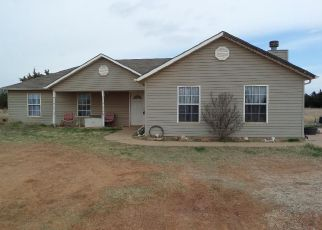 Foreclosed Home in Glencoe 74032 E BURRIS RD - Property ID: 4408816789