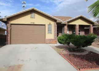 Foreclosed Home in El Paso 79936 YELLOW ROSE ST - Property ID: 4409173288