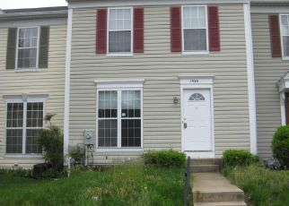 Foreclosed Home in Windsor Mill 21244 MAURY RD - Property ID: 4409737399