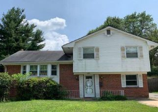 Foreclosed Home in Randallstown 21133 PLOWLINE RD - Property ID: 4409820622