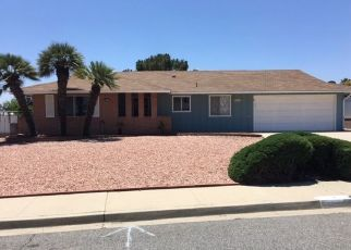 Foreclosed Home in Sun City 92586 SANDY LODGE RD - Property ID: 4410170113