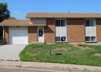 Foreclosed Home in Colorado Springs 80911 DEFOE AVE - Property ID: 4410485912