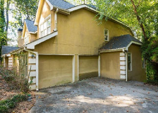Foreclosed Home in Alpharetta 30005 FLYING SCOT WAY - Property ID: 4410567808