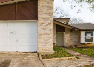 Foreclosed Home in San Antonio 78233 CORALWOOD ST - Property ID: 4411216441