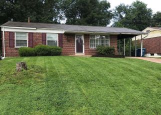 Foreclosed Home in Saint Louis 63136 ALLIANCE DR - Property ID: 4411367995