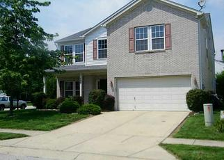 Foreclosed Home in Avon 46123 WOODLAND HEIGHTS DR - Property ID: 4411854120