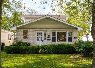Foreclosed Home in Glenwood 60425 N REBECCA ST - Property ID: 4411913249