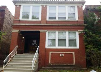 Foreclosed Home in Chicago 60619 S EBERHART AVE - Property ID: 4412013557