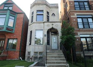 Foreclosed Home in Chicago 60653 S VINCENNES AVE - Property ID: 4412033257