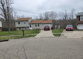 Foreclosed Home in Cincinnati 45251 OVERDALE DR - Property ID: 4412083633