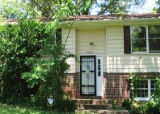 Foreclosed Home in Huntingtown 20639 HUNTINGTOWN RD - Property ID: 4412164660