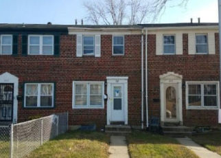 Foreclosed Home in Baltimore 21229 CHARRAWAY RD - Property ID: 4412235608