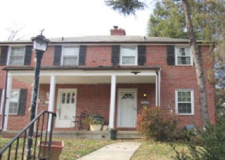 Foreclosed Home in Baltimore 21218 KELWAY RD - Property ID: 4412238676