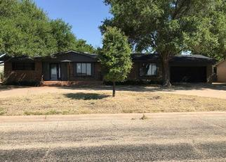 Foreclosed Home in Colorado City 79512 E 17TH ST - Property ID: 4412399407