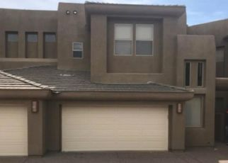 Foreclosed Home in Fountain Hills 85268 E GRANDVIEW DR - Property ID: 4412611841