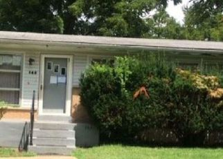 Foreclosed Home in Saint Louis 63135 FLORA DR - Property ID: 4413138268