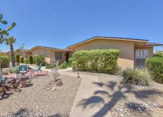 Foreclosed Home in Sun City West 85375 W DESERT GLEN DR - Property ID: 4413605144