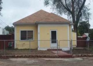 Foreclosed Home in Manzanola 81058 S CANAL ST - Property ID: 4413801360