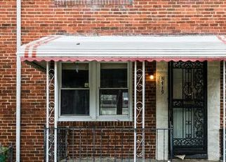 Foreclosed Home in Baltimore 21215 CRISMER AVE - Property ID: 4413841213