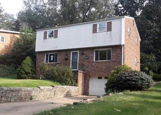 Foreclosed Home in Bethel Park 15102 BETHEL CREST DR - Property ID: 4413983561
