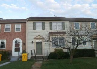 Foreclosed Home in Millersville 21108 WATSON CT - Property ID: 4414069846
