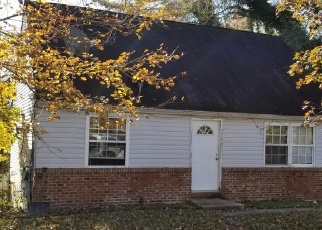 Foreclosed Home in Clinton 20735 KIDDER RD - Property ID: 4414076859