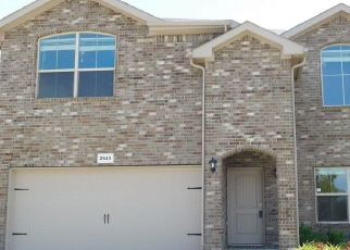 Foreclosed Home in Fort Worth 76123 SWIFT CREEK DR - Property ID: 4414307668