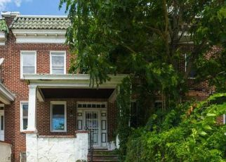 Foreclosed Home in Baltimore 21218 E 29TH ST - Property ID: 4415709616