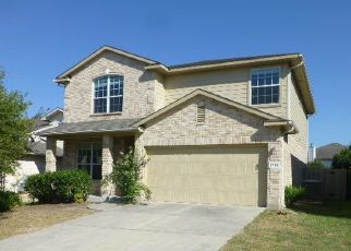 Foreclosed Home in Cibolo 78108 STERLING WAY - Property ID: 4416090656