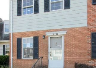 Foreclosed Home in Severn 21144 DUNFIELD CT - Property ID: 4416702503