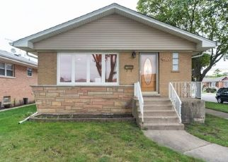 Foreclosed Home in Harwood Heights 60706 N ORIOLE AVE - Property ID: 4417334498