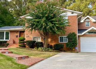 Foreclosed Home in Bethesda 20817 INGLEMERE DR - Property ID: 4417701520