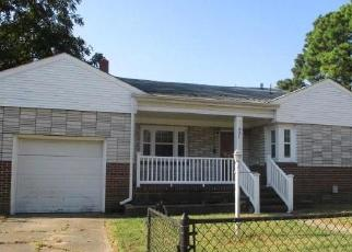 Foreclosed Home in Norfolk 23523 LEAKE ST - Property ID: 4417755390
