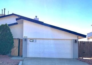 Foreclosed Home in El Paso 79904 RIDGE TOP DR - Property ID: 4417830728