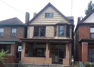 Foreclosed Home in Pittsburgh 15218 WOODSTOCK AVE - Property ID: 4418211770