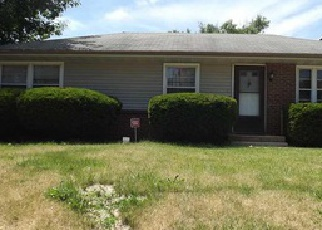 Foreclosed Home in Peoria 61614 N UNIVERSITY ST - Property ID: 4418647998