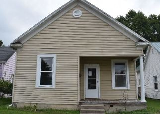 Foreclosed Home in Connersville 47331 INDIANA AVE - Property ID: 4418685656