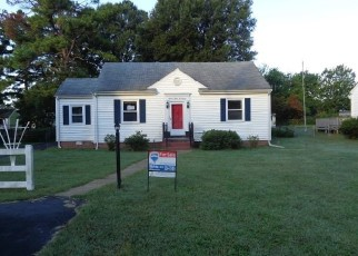 Foreclosed Home in Mechanicsville 23111 STRAIN AVE - Property ID: 4419102152