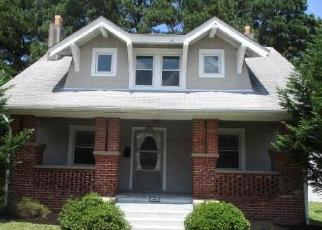 Foreclosed Home in Portsmouth 23707 KING ST - Property ID: 4419286551