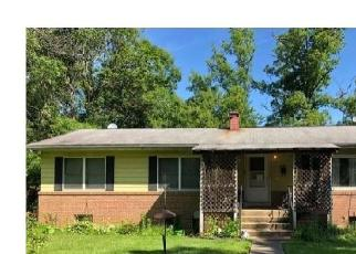Foreclosed Home in Lanham 20706 WORRELL AVE - Property ID: 4419972865