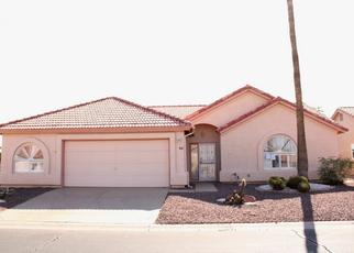 Foreclosed Home in Chandler 85249 E GLENEAGLE DR - Property ID: 4420225568