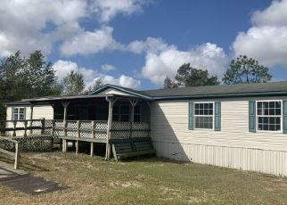 Foreclosed Home in Morriston 32668 SE 151ST AVE - Property ID: 4420295649