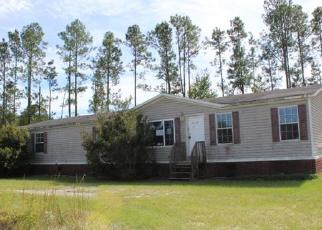 Foreclosed Home in Ludowici 31316 TURPENTINE RD - Property ID: 4420313601