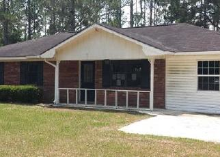 Foreclosed Home in Screven 31560 PATTEN RD - Property ID: 4420323682