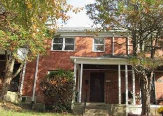 Foreclosed Home in Baltimore 21239 HARTSDALE RD - Property ID: 4420443684