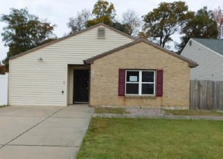Foreclosed Home in Edgewood 21040 ALBANTOWNE WAY - Property ID: 4420459445