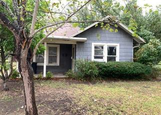 Foreclosed Home in Mexia 76667 E EVERGREEN ST - Property ID: 4421105456