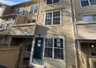 Foreclosed Home in Montgomery Village 20886 DREXEL HILL CIR - Property ID: 4421425618