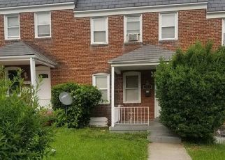 Foreclosed Home in Baltimore 21229 LYNDHURST ST - Property ID: 4421840370