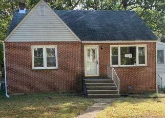 Foreclosed Home in Gwynn Oak 21207 ROCKRIDGE RD - Property ID: 4421854844